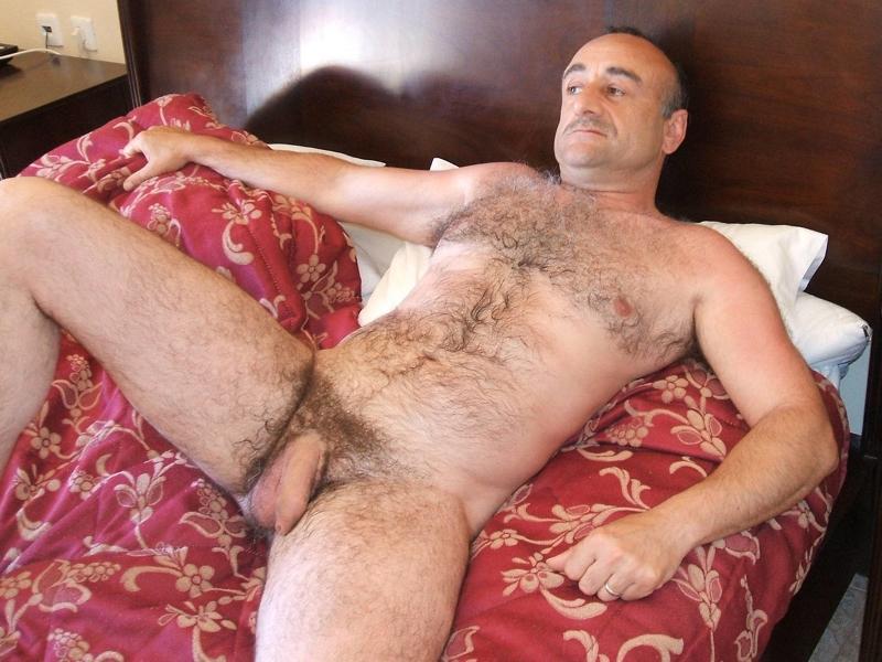 Closet Gay Nudist Instant Hardon-7529
