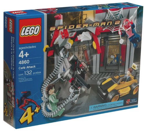 lego spider man 3 sets - photo #35