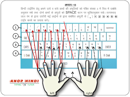 Hindi Typing Exercise Book Download - instalseaschool