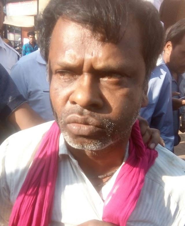 70 साल के वृद्ध निवासी मन्नान खान की मौत