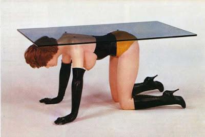 allen jones table forniphilia fornifilia