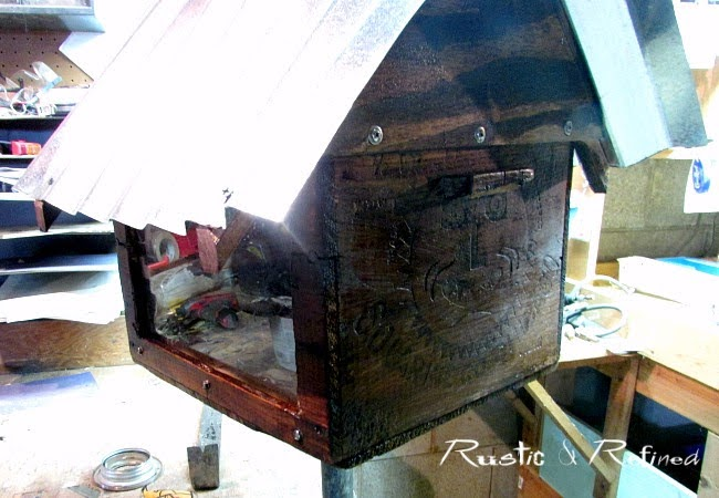 DIY Project - How to make a birdhouse