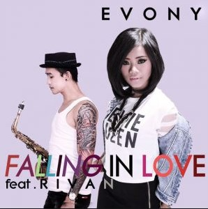 Download Lagu Evony Arty - Falling In Love (feat. Rivan)