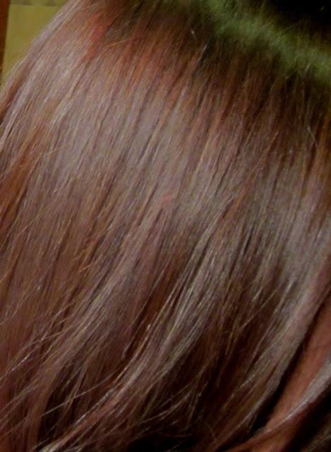 Astenersi No Perditempo Henn capelli castano con Mallo