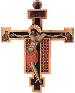 Dominican crucifix