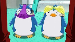 جميع حلقات انمي Mawaru Penguindrum مترجم عدة روابط