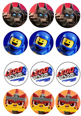 lego movie 2 cupcake toppers