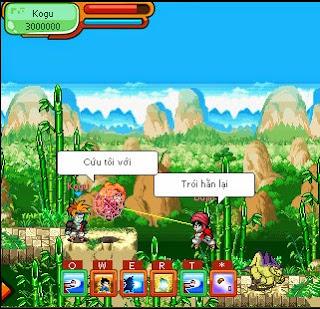 Nhân Vật Goku Là Ai Game Ngọc Rồng Online. >>