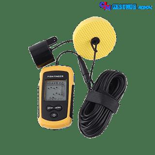 Alat Deteksi Ikan Digital (GPS Ikan)
