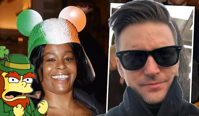 AZEALIA BANKS CHANNELS RICHARD SPENCER IN DISGUSTING HATE-FILLED RANT AGAINST IRISH PEOPLE