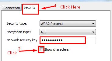WiFi Password,