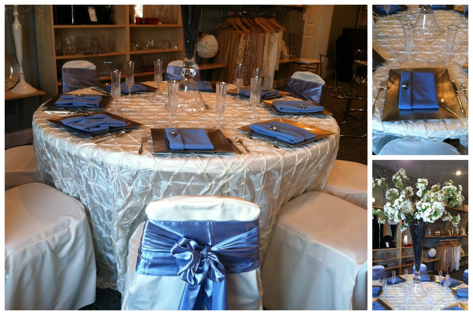 I Do Events - Chair Covers, Tablecloths, Wedding Table ...