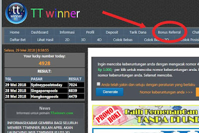 Link Referral TTwinner