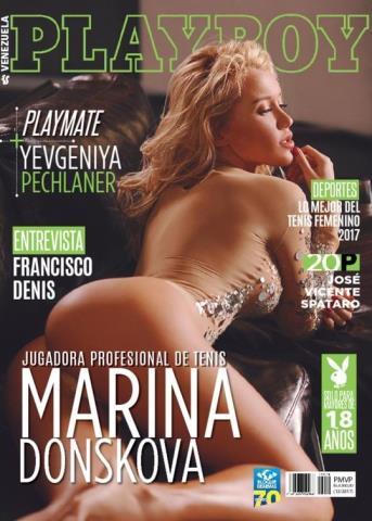 Playboy Venezuela: Marina Donskova