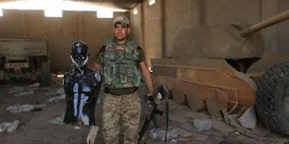 ISIS Gunakan Tank Kayu