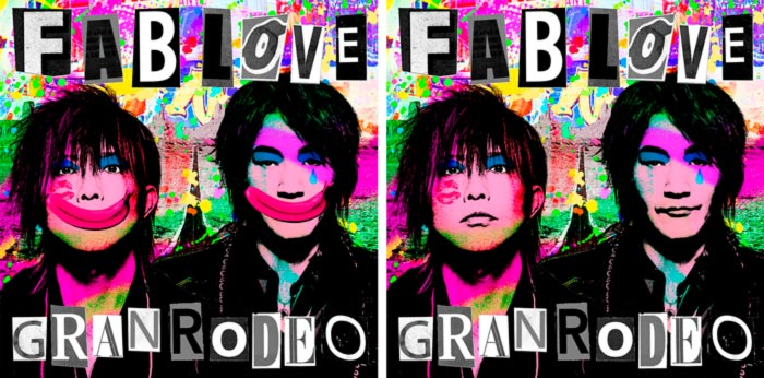 Granrodeo FAB LOVE album