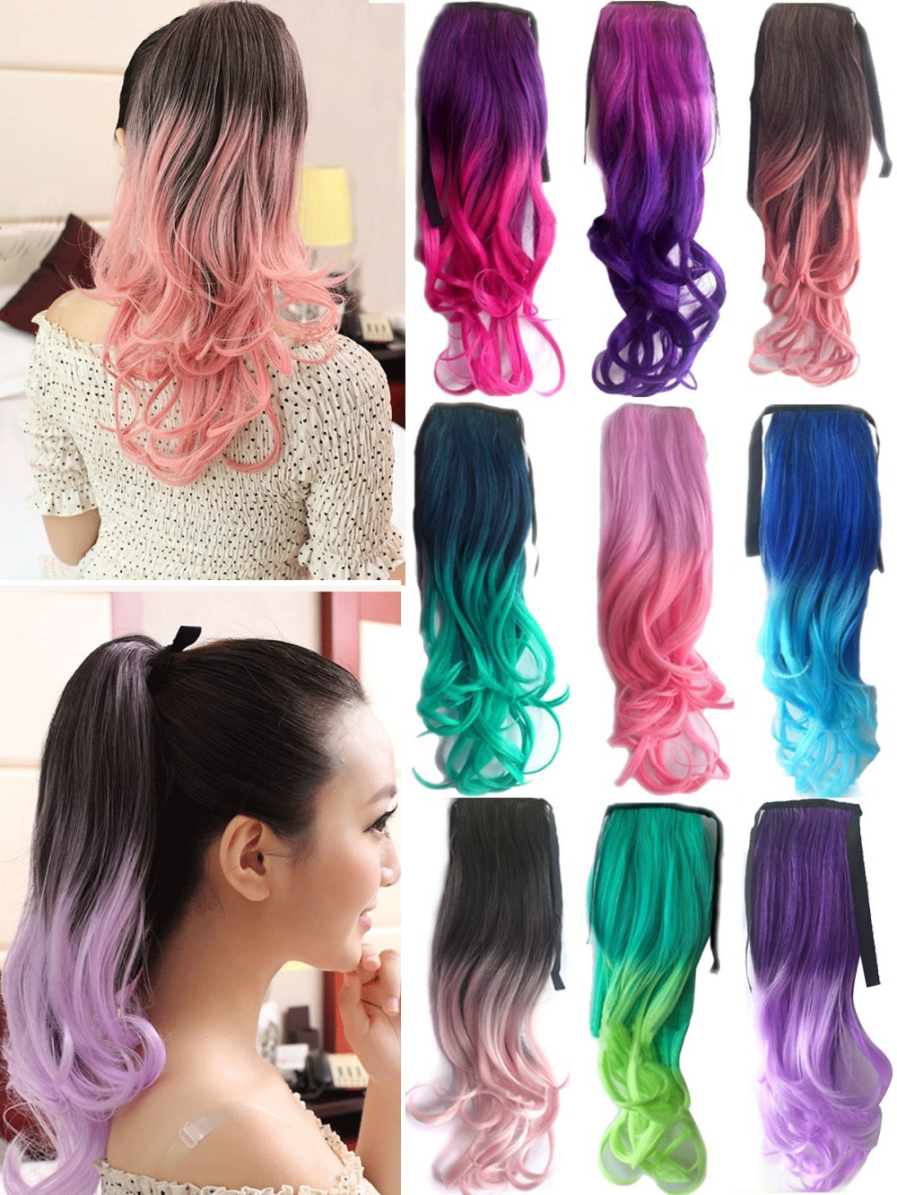 4 Warna Rambut Ombre Paling Trend