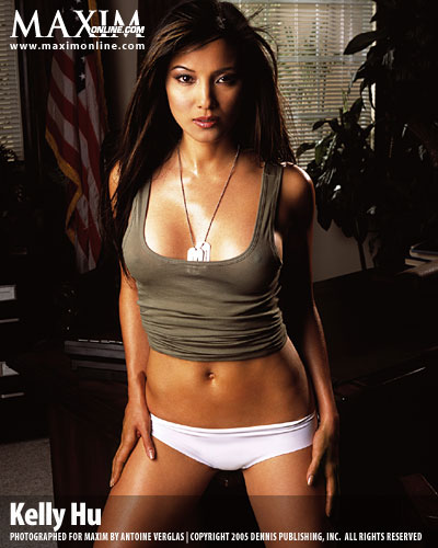 Unseen Kelly Hu Hot Wallpapers