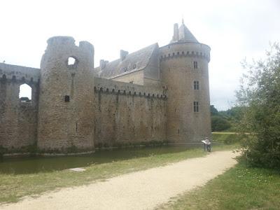 Suscinio Casle Brittany