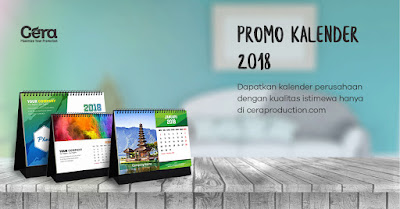Manfaat Kalender - Media Promosi dan Edukasi