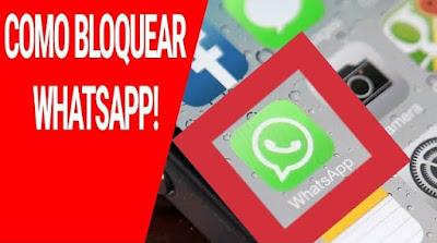 Como bloquear Whatsapp,quando celular for roubado
