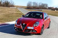 The new Alfa Romeo Giulietta