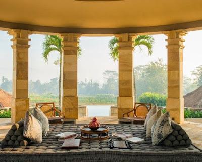 Hotel Semegah Istana di Indonesia Yang Keren