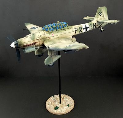 Blitzkrieg Miniatures 1/56 Stuka