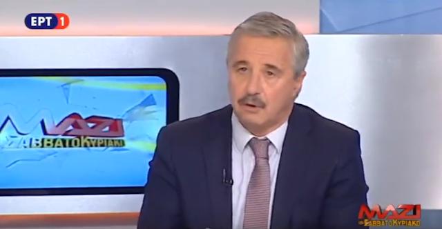 Γ. Μανιάτης: Μνημόνιο υποταγής Τσίπρα (βίντεο)