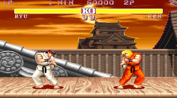 Ken from Street Fighter turns 54 years old today