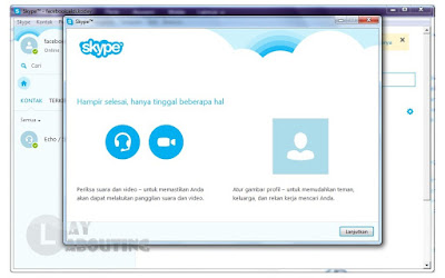 Skype 7.25.32.106 Final Terbaru Offline Installer