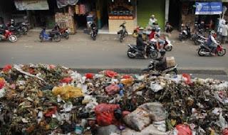 masalah sampah Jakarta