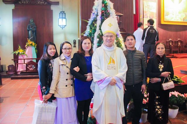 Lễ truyền chức Phó tế và Linh mục tại Giáo phận Lạng Sơn Cao Bằng 27.12.2017 - Ảnh minh hoạ 231