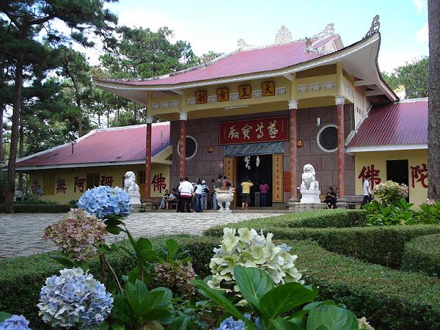 chùa thiên vương cổ sát đà lạt
