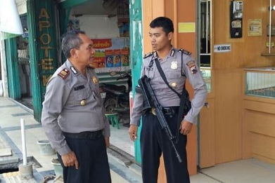 Jelang Ramadhan, Polsek Jepara Kota Perketat Keamanan