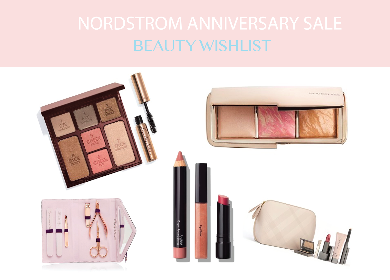 Nordstrom Anniversary Sale || Beauty Wishlist