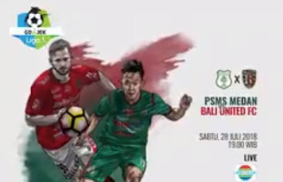 PSMS Medan vs Bali United