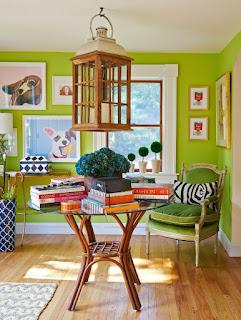 Verde Tendenza Di Design Per La Casa 2017