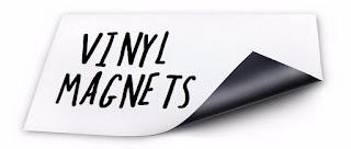 Vinyl Magnets
