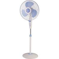 Ventilator cu picior Tesy FS40SRWT021, 45 W, 40 cm, 3 trepte, Timer, Alb/Albastru