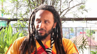 """I love masturbating, I can't go a week without having s*x"" - Ghanaian singer, Wanlov confesses"