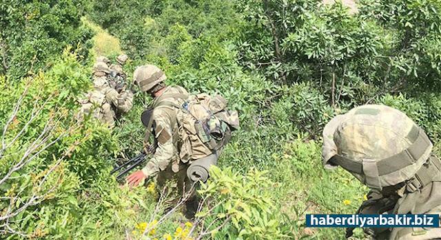 DİYARBAKIR-Diyarbakır Valiliği, Lice ve Hazro ilçelerine bağlı 7 köyün mülki sınarları içerisinde PKK'ye yönelik düzenlenecek operasyonlar nedeniyle sokağa çıkma yasağının ilan edildiğini duyurdu.