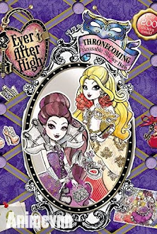 Ever After High Movie 1 : Thronecoming -  2014 Poster