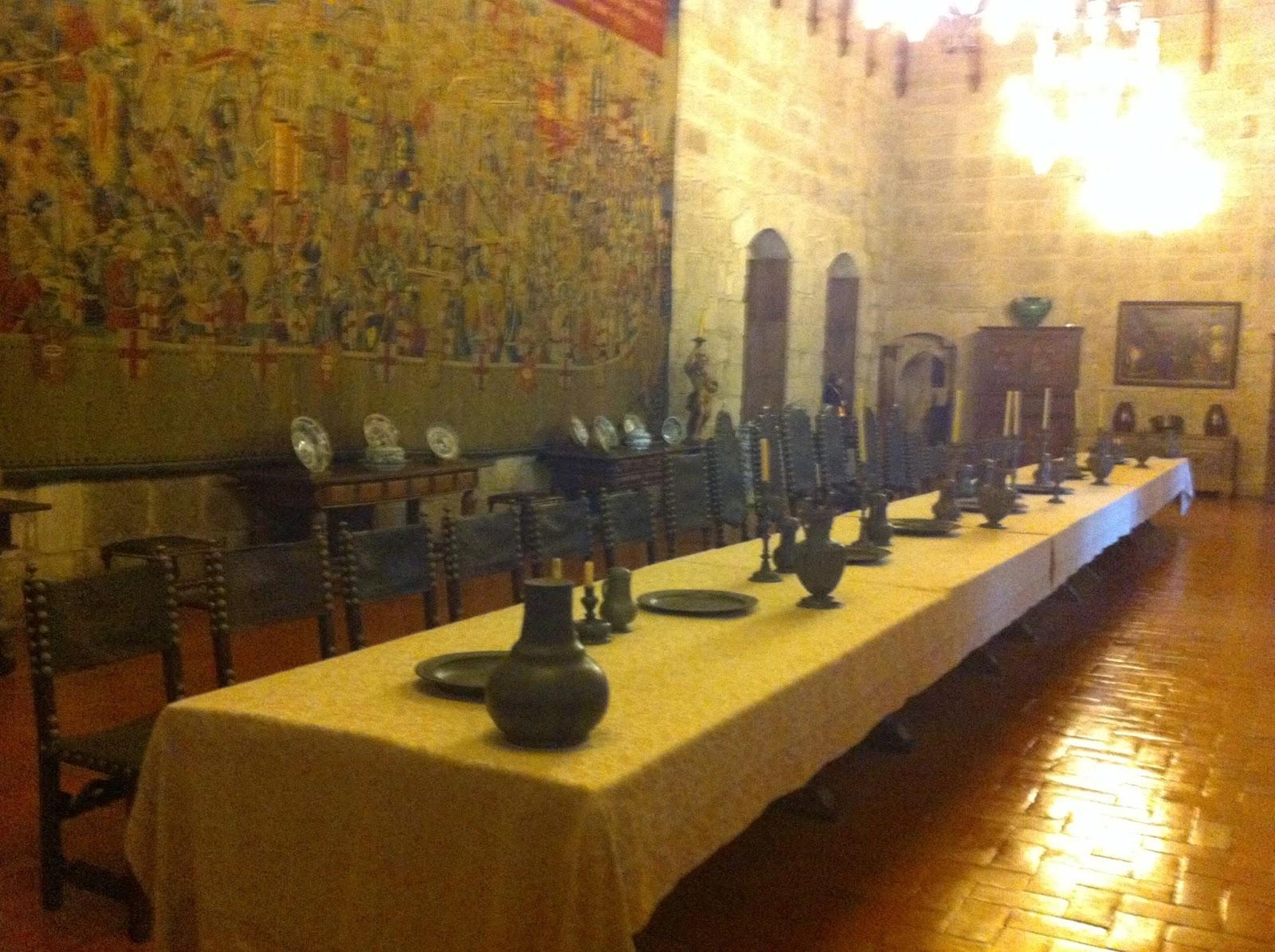 Las Tumbas Reales Del Monasterio De Poblet Y El Pa O Dos Duques De  # Muebles Pous Granollers