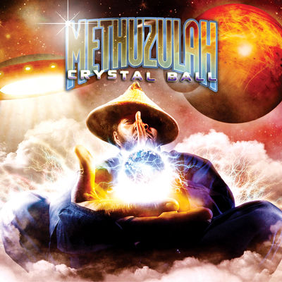 Methuzulah - Crystal Ball - Album Download, Itunes Cover, Official Cover, Album CD Cover