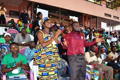 Молодежная конференция бахаи в Африке