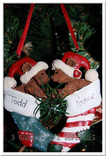 This Was The First Ornament I Purchased For Our Christmas Tree In Apartment That Seemed Like A Lifetime Ago When Both My Husband And