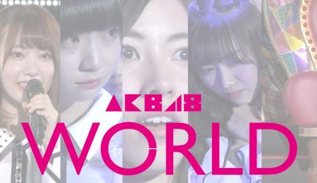 AKB48 World Election Sekai Senbatsu Sousenkyo 2018