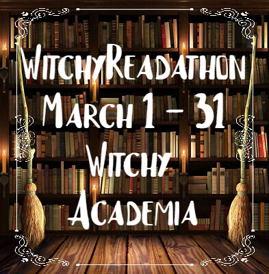 March Round of Witchy Readathon