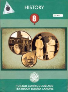 History Tareekh Is For Eighth Class This Book By Punjab Curriculum And Textbook Board Lahore Distributed Famous Products